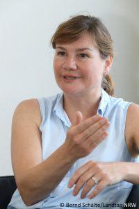 Prof. Dr. Sabine Manzel