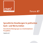 <i>CIVES</i>-Forum #7