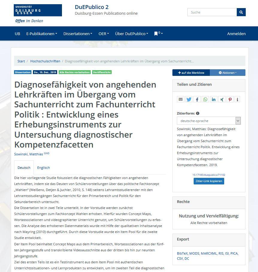 Dissertation-Sowinski-DuEPublico