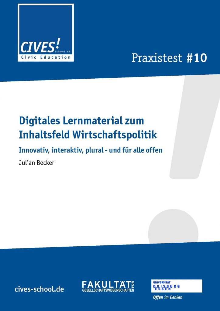 CIVES-Praxistest10-Cover