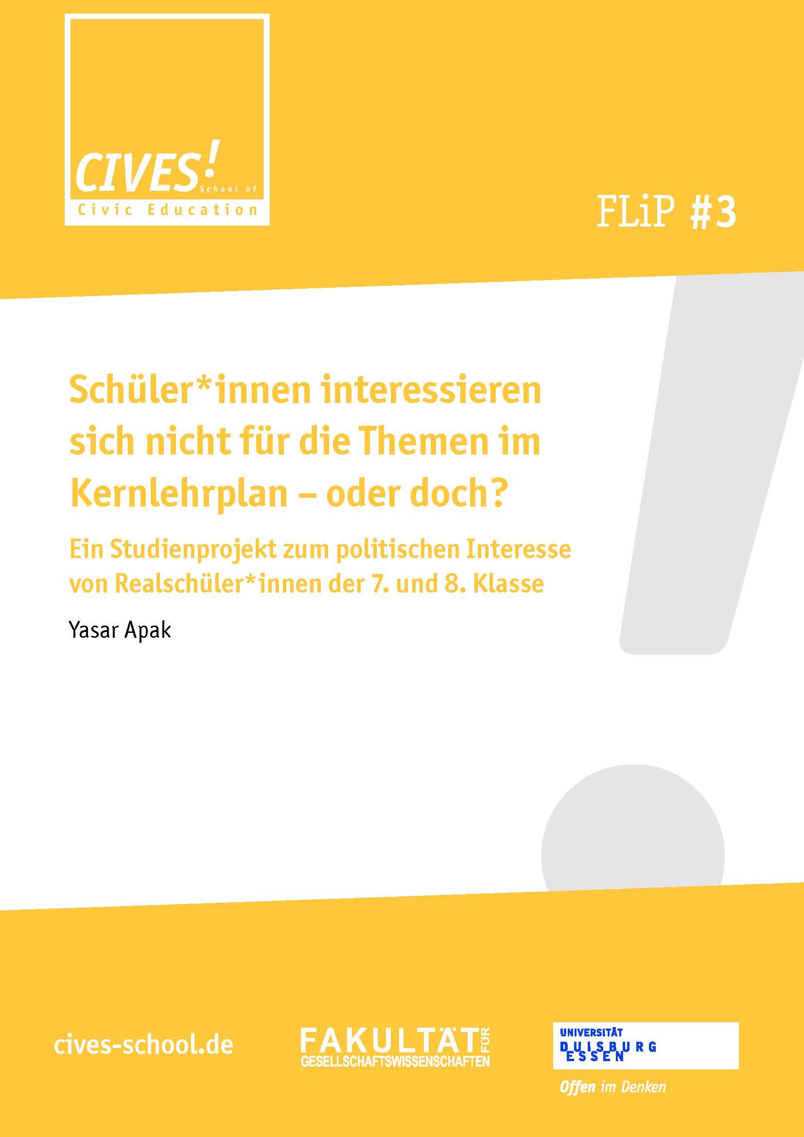 Cives-FLiP-#3